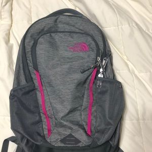 The North Face backpack. New, Never Used.